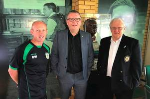 Yeovil College governor and ex-chamber of trade president David Mills becomes Chief Operating Officer of Yeovil Town