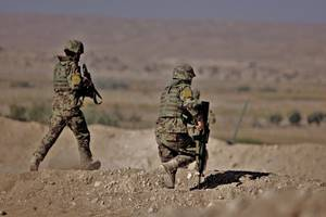 Soldier Killed, Several Injured In Major Taliban Attack In Afghanistan