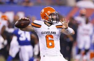 WATCH: Every throw by Baker Mayfield in his preseason debut for the Browns