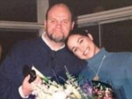 'i told harry it would be better if i was dead': meghan markle's father's call with the groom