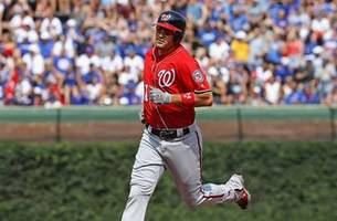 Ryan Zimmerman hits second home run for Washington Nationals