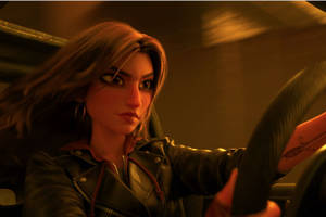 here's your first look at gal gadot in 'ralph breaks the internet' (video)