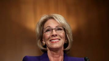 betsy devos wants to end rules meant to curb abuse by some colleges