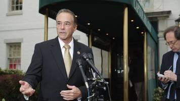 Rep. Chris Collins Won't Seek Re-election Amid Insider Trading Charges
