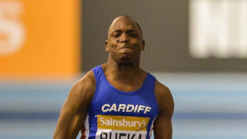 sports charity 'on hold' after sprinter's drugs jailing