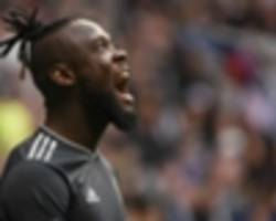 the ageless wonder! kei kamara inspires portland timbers' downfall