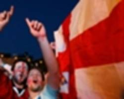 WATCH: England hit Mexico for six in Saint-Malo