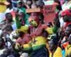 watch: ghana end world cup campaign with a win