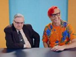 joe arpaio blames sacha baron cohen's thick accent for admitting he might accept sex act from trump