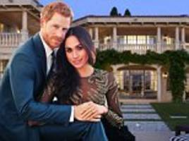Prince Harry and Meghan Markle set to stay in 'multimillion-dollar waterfront home in Sydney'