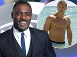Idris Elba fuels James Bond rumours as cryptic tweet sends fans into a frenzy