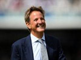 charles sale: mark nicholas back on the mic for england tests