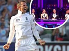 strictly come dancing: cricketer graeme swann 'signs up for the latest series'