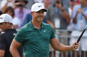 Tiger makes a push but Koepka takes home the 100th PGA Championship