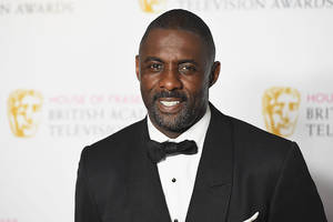 'My Name's Elba, Idris Elba': Actor Stirs Up Fans With a James Bond Tease
