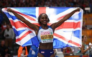 team gb back on track? asher-smith leads promising european championships