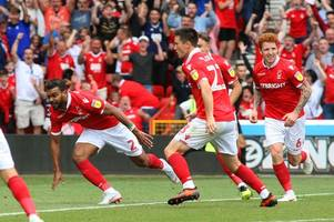 'a level of strength in depth not seen at the city ground in many years' comes to the fore as substitute duo inspire nottingham forest to victory