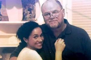 meghan markle's dad reveals real reason behind fallout with daughter – and it involves her sister