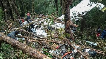 Indonesia plane crash: Boy, 12, survives Papua accident