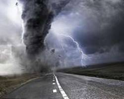 study finds possible connection between us tornado activity, arctic sea ice
