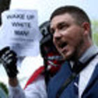 white nationalists, counter-protesters clash in washington dc on anniversary of deadly march