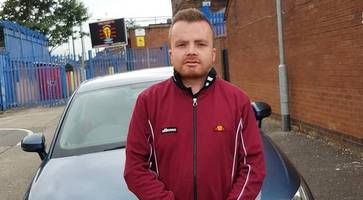 not disabled enough - the man missing a lower leg who's been told he'll lose his car and all his benefits