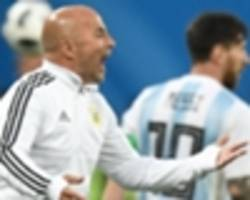 sampaoli holding out for mexico job amid interest from usmnt