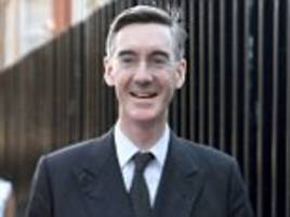 rees-mogg says tories should build on the greenbelt because 'it's not all natural beauty'