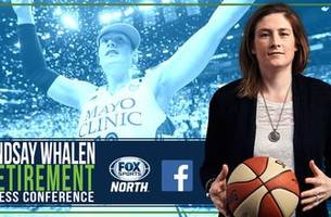 WATCH: Lindsay Whalen's retirement press conference