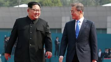 north and south korea leaders to meet sometime in september