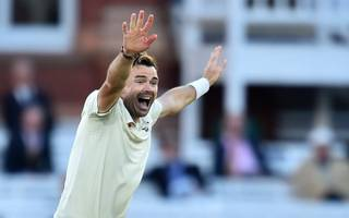 england v india: evergreen james anderson tourists' familiar tormentor