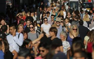 glorious summer weather fails to pull up july consumer spending