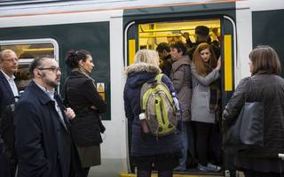train fares to rise - but trust in rail is falling