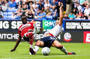 bristol city are short up front and struggling for dominance at the back - but should still have beaten bolton