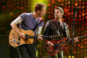 coldplay bassist guy berryman loses out in race track battle with fellow gloucestershire resident and musician pal