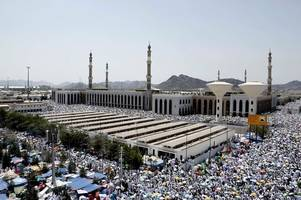 this is the foreign office advice for thousands of british muslims attending hajj pilgrimage