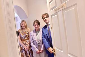 hotel names suite after a 'dedicated, hardworking and loyal' former employee