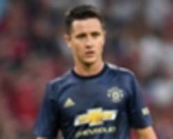 Ander Herrera hints at new Man Utd deal as he targets double century of appearances