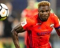 CSKA Moscow terminate Nigeria forward Aaron Samuel's contract