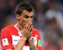 juventus striker mandzukic retires from croatia duty