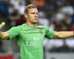 Leno's value to Arsenal questioned by Lehmann after €22m transfer
