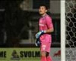 Lions Abroad: Army United's Hassan Sunny
