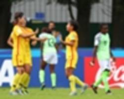 Why I consoled a crying Chinese player - Joy Duru