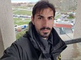 Footballer tells how he survived falling from Genoa bridge collapse in his car