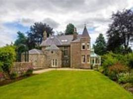golfer paul lawrie's five-bed scottish manor with its own course and ghost hits market for £2.2m