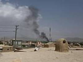 taliban overrun afghan army base, killing at least 14 soldiers amid struggle to hold back insurgents