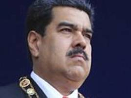 Venezuelan general arrested over failed 'drone bomb assassination' attempt on President Maduro