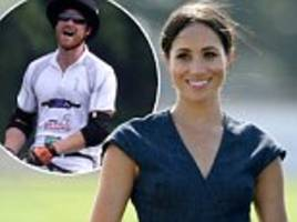 will meghan take up polo? female player wants more royal women playing the sport