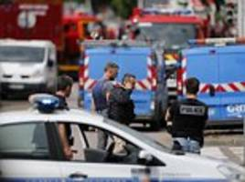 4 hurt as Afghan asylum-seeker launches knife rampage in French town