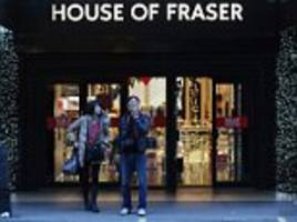 house of fraser suppliers left out of pocket as ashley's sports direct draws a line under payments